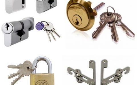 Locks & Handles